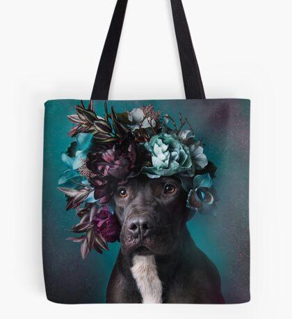Flower Power, Aden Tote Bag