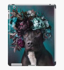Flower Power, Aden iPad Case/Skin