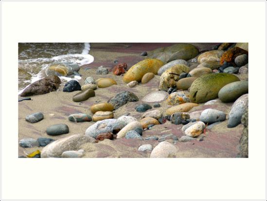 stones by Erwin G. Kotzab