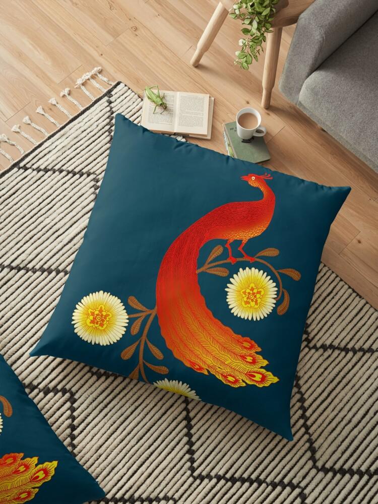 Folklore Firebird by SusanSanford
