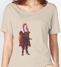 Grell Sutcliff Women's Relaxed Fit T-Shirt