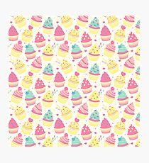 Sweet Cupcakes 3 Photographic Print