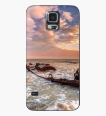 Shipwreck SS Carbon Case/Skin for Samsung Galaxy
