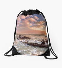 Shipwreck SS Carbon Drawstring Bag