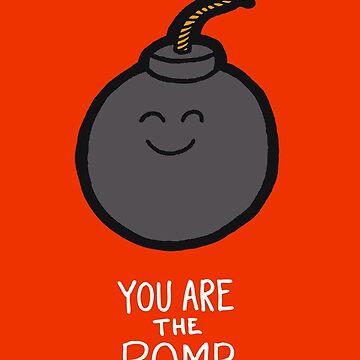 Du bist die Bombe von evannave