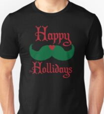 Happy Hollidays Unisex T-Shirt