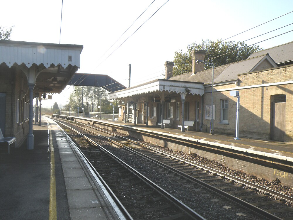 Newport Station, Essex - North Side by NewportGallery