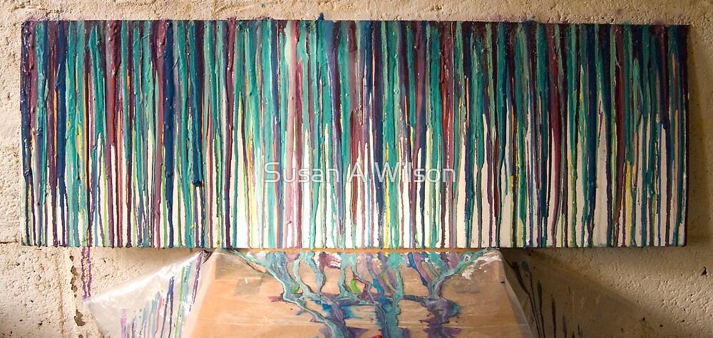 Freeflow I by Susan A Wilson