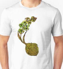 Hyacinth Flower Bulb Fairy - Green T-Shirt