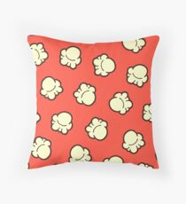 Popcorn Pattern Throw Pillow