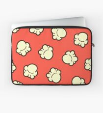 Popcorn Pattern Laptop Sleeve