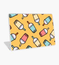 Bubble Tea Pattern Laptop Skin