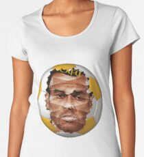 CAFU Football Women's Premium T-Shirt
