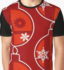 Christmas Smash Bros Baubles - Mega Man Graphic T-Shirt