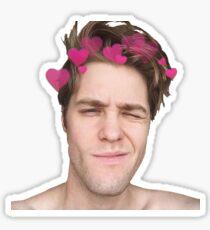 Garrett Watts Sticker