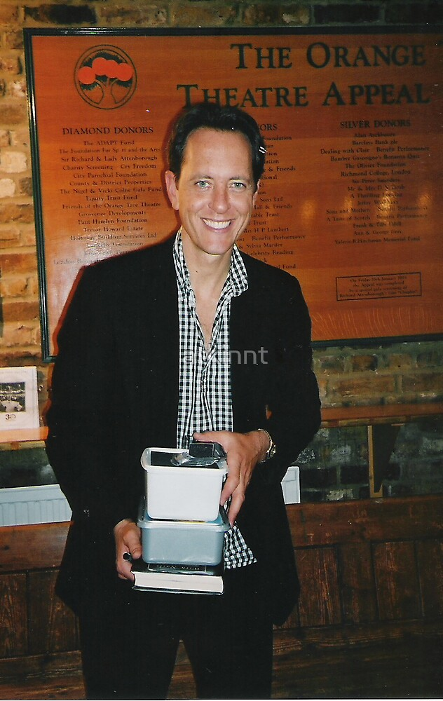 Richard E Grant, British Actor by atkinnt