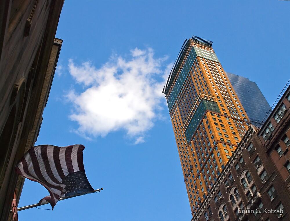 carnegie tower, nyc by Erwin G. Kotzab
