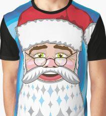 Santa face Graphic T-Shirt