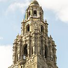 Historical Architecture in Balboa Park, San Diego, California by Heather Friedman