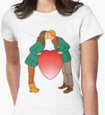 Lovers Women's Fitted T-Shirt