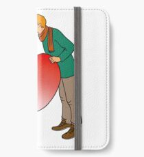 Lovers iPhone Wallet/Case/Skin