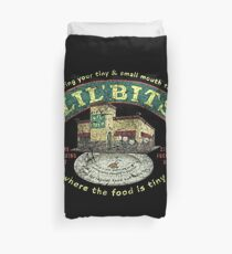 Lil' Bits (Rick and Morty) Duvet Cover