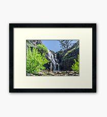Lal Lal Falls  Framed Print