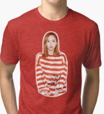 TWICE - Mina With Signature Tri-blend T-Shirt