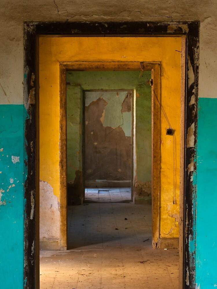 Layers of Doorways. by David Platt-Chance