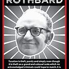 Murray Rothbard with Quote by lewisliberman