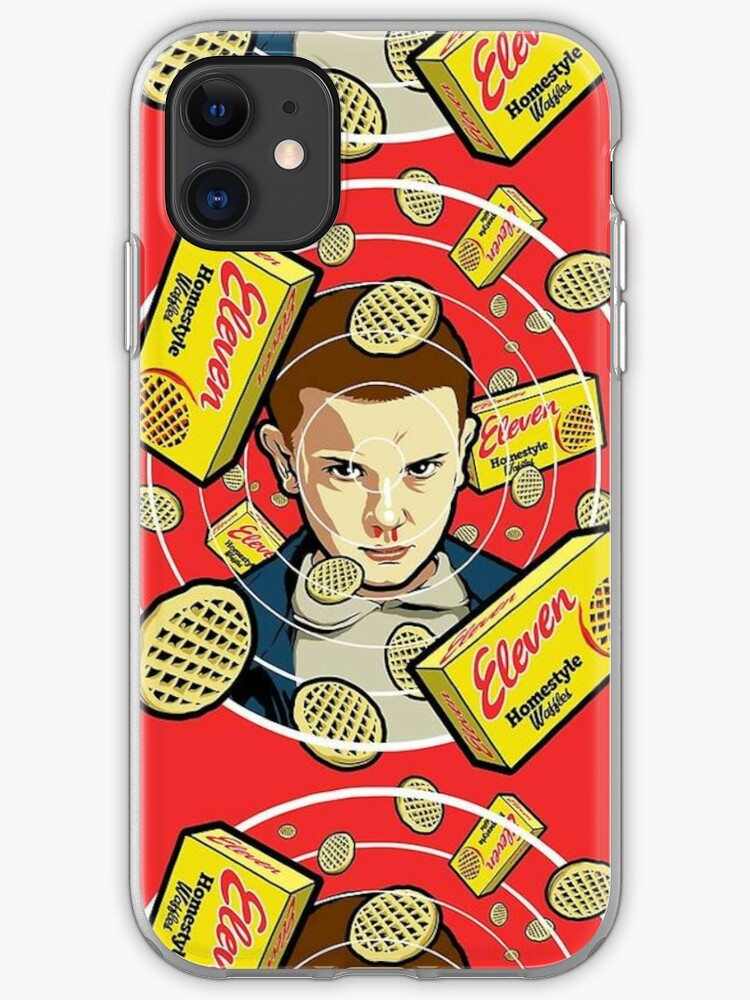 coque stranger things iphone 7 eleven
