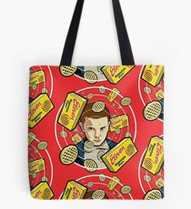 Stranger Things Eleven Tote Bag