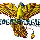 PhoenixFire Art Logo by MeaKitty