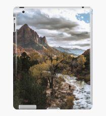 Zion Park iPad Case/Skin