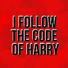 The Code Of Harry by iheartgallifrey