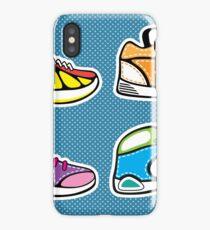 Sneakers Pop Art iPhone Case/Skin
