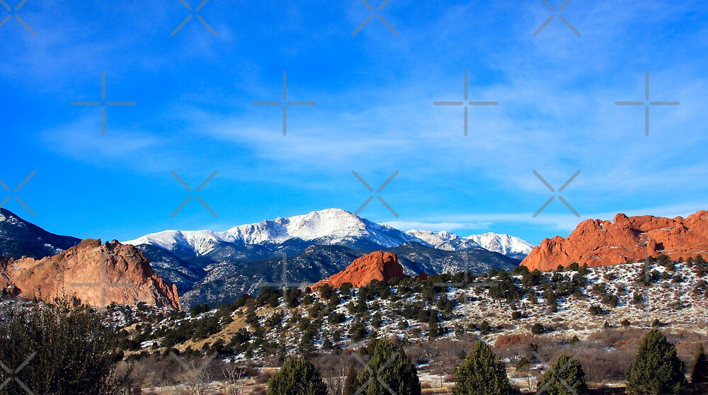 The Front Range by Beverly Lussier