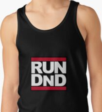 RUN DND Tank Top