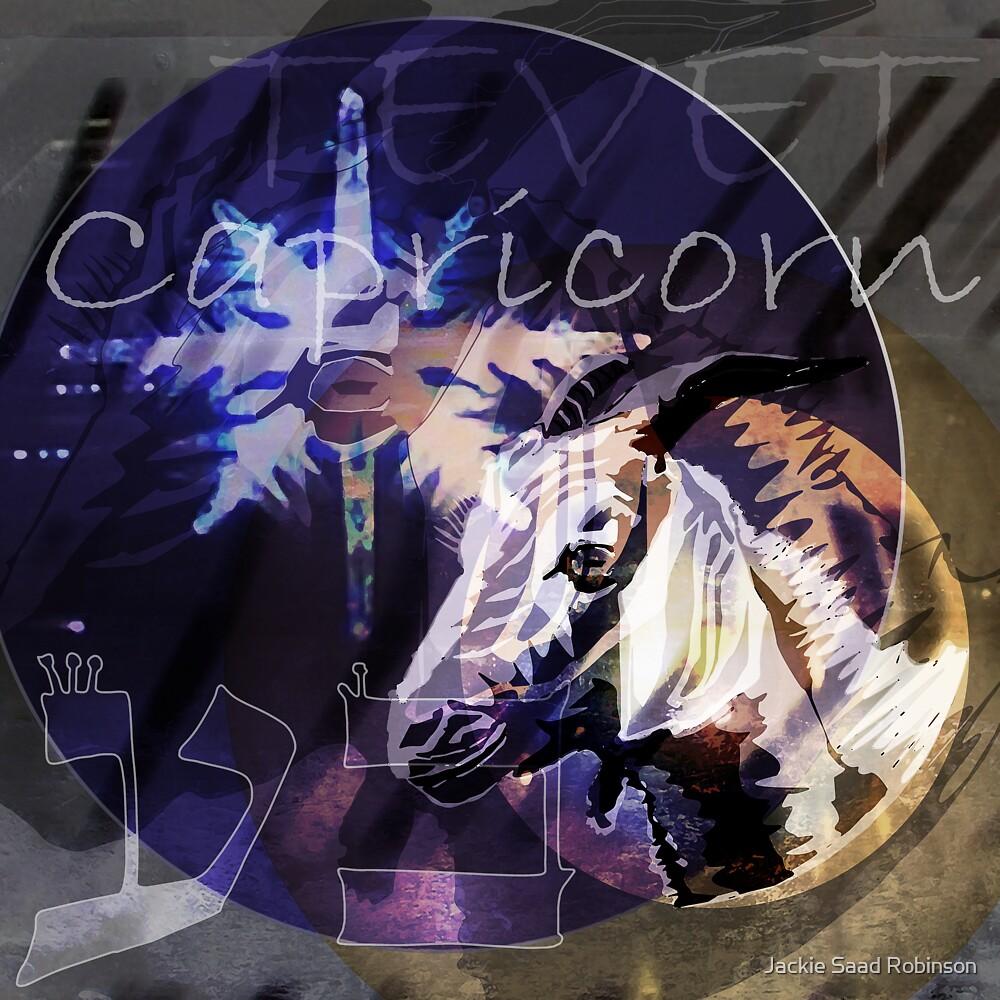Capricorn - Tevet by Jackie Saad Robinson