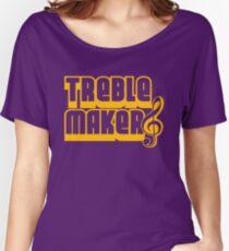 Treblemaker Women's Relaxed Fit T-Shirt