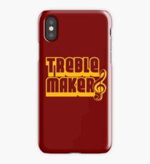 Treblemaker iPhone Case/Skin