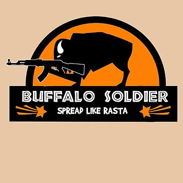 Buffalo Soldier by themarvdesigns
