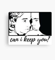 Casper - Can I Keep You? Canvas Print