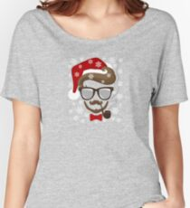 Hipster Holiday Women's Relaxed Fit T-Shirt