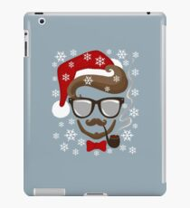 Hipster Holiday iPad Case/Skin