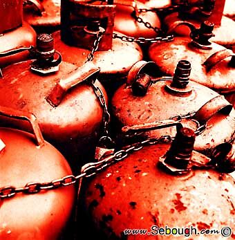 Bottles by Sebough