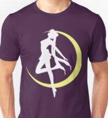Sailor Moon logo clean Unisex T-Shirt