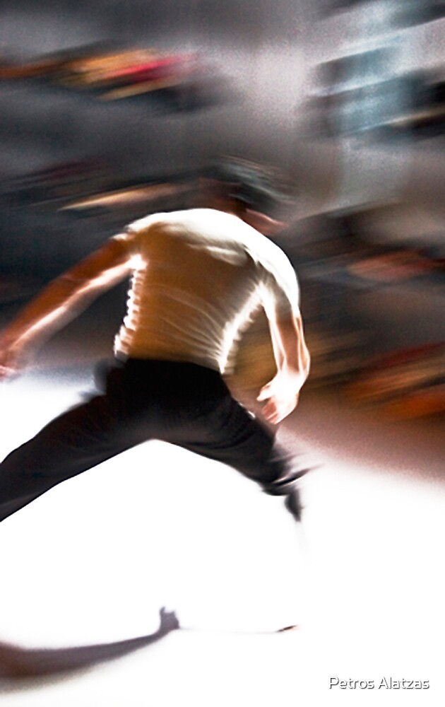 Dancer by Petros Alatzas