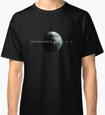 Remember Reach Classic T-Shirt