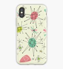 Atomic 50s iPhone Case